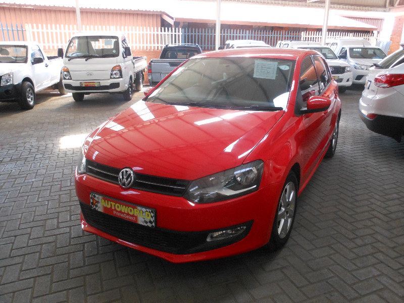 2011 Volkswagen Polo  1.4 Comfortline for sale - 184